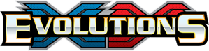 Pokemon XY Evolutions Single Cards Logo