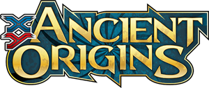 Pokemon ancient origins Logo