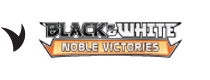 Pokemon Noble Victories Single Cards Logo
