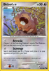 Bidoof 11/17 Common POP Series 6 Pokemon Promos