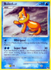 Buizel 6/17 Uncommon Pokemon POP Series 9 Promos