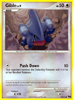 Gible 14/17 Common POP Series 9 Pokemon Promos