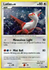 Pokemon POP Series 7 Promo Card Latias 3/17 Rare